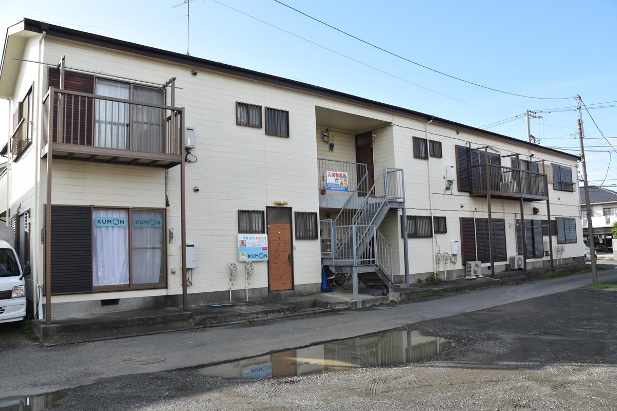 スカイハイツI 202号室