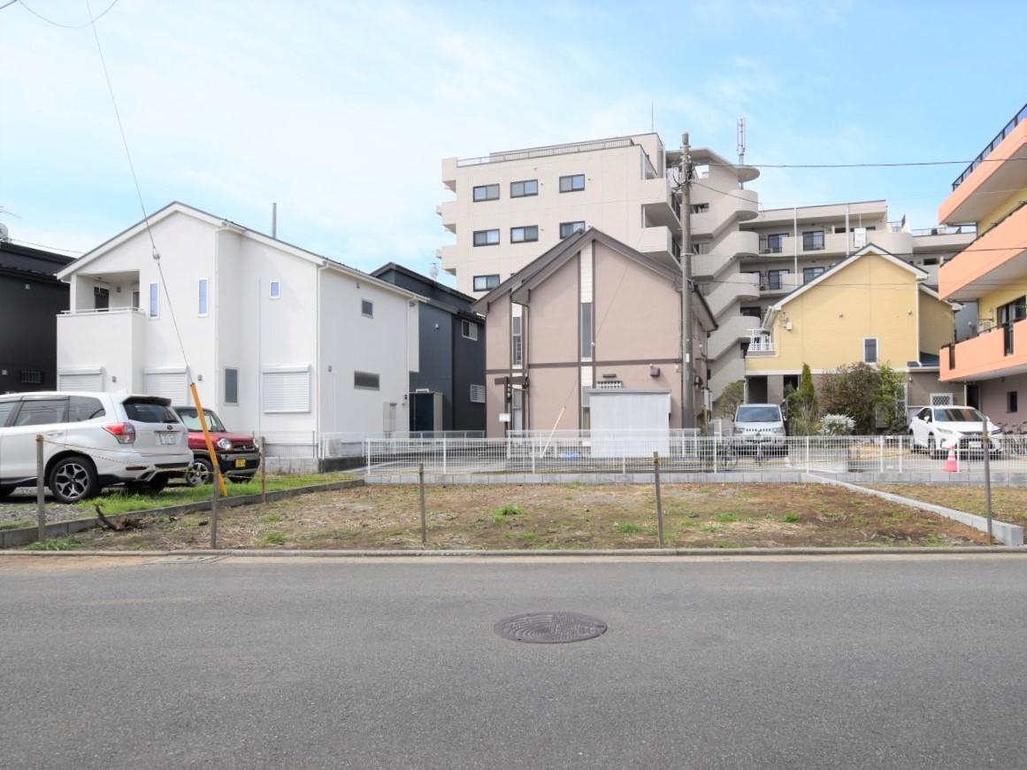 茅ヶ崎市矢畑売地(1区画)