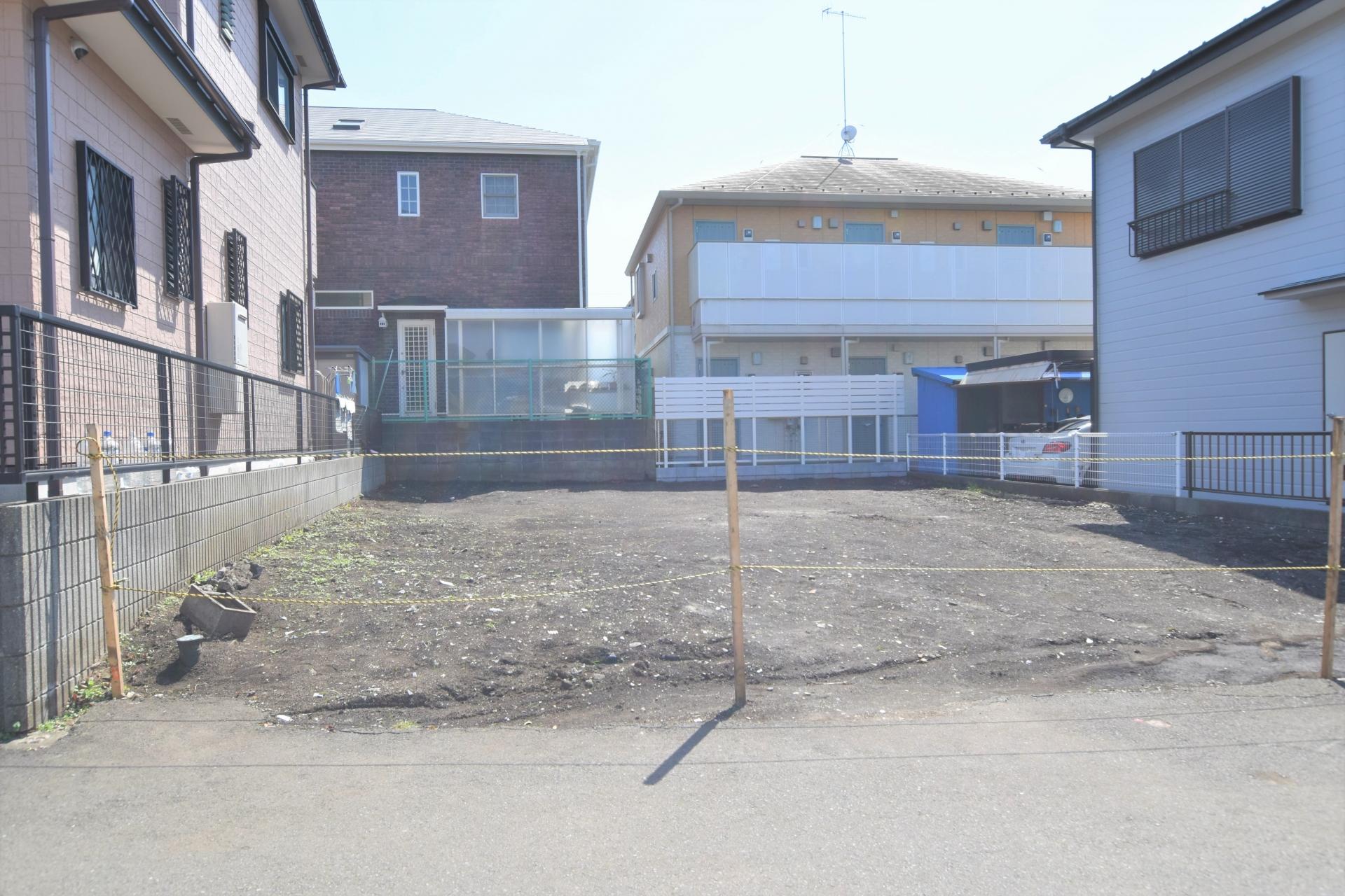 藤沢市亀井野売地