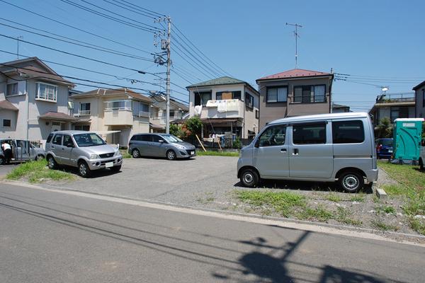 鶴嶺駐車場 1台空きあります