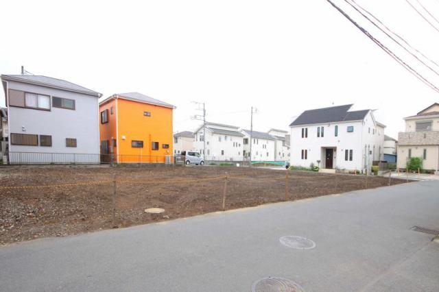 建築条件付全3区画 建物フリープラン 茅ヶ崎 矢畑(2)