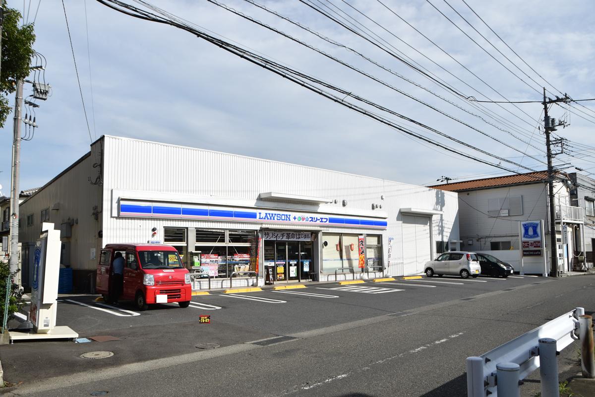 スリーエフ茅ヶ崎萩園店