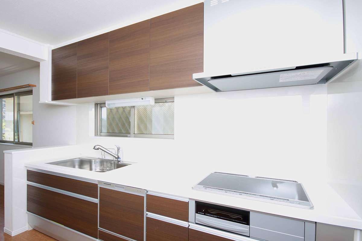 キッチン アングル3