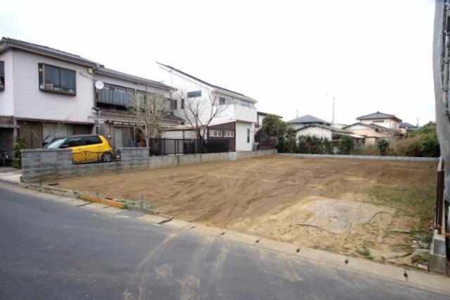 茅ケ崎市矢畑 新築戸建 A号棟の外観写真