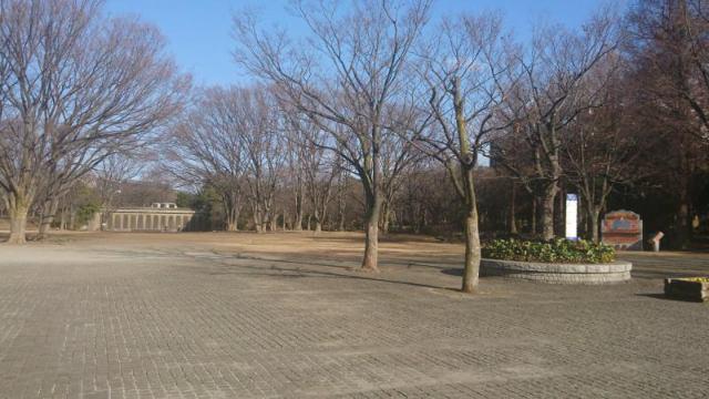 茅ケ崎中央公園まで1250m
