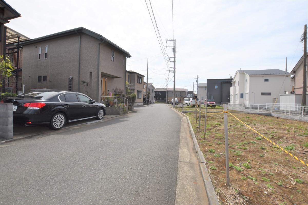 矢畑1区画 土地 外観写真