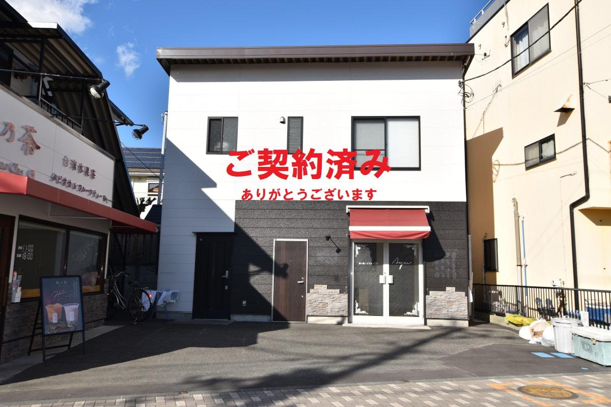 YS貸店舗 外観写真