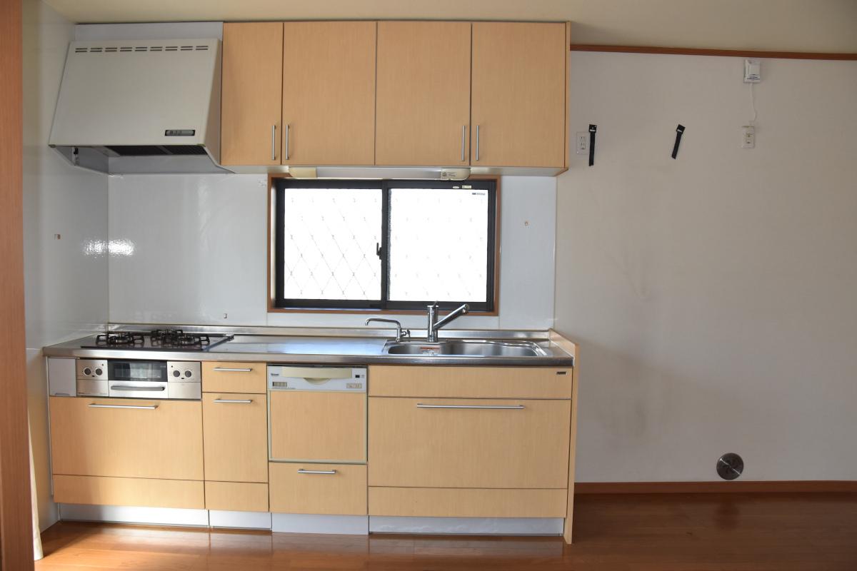 キッチン 7.5帖 1F