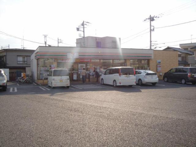 周辺施設・セブンイレブン茅ケ崎辻東店