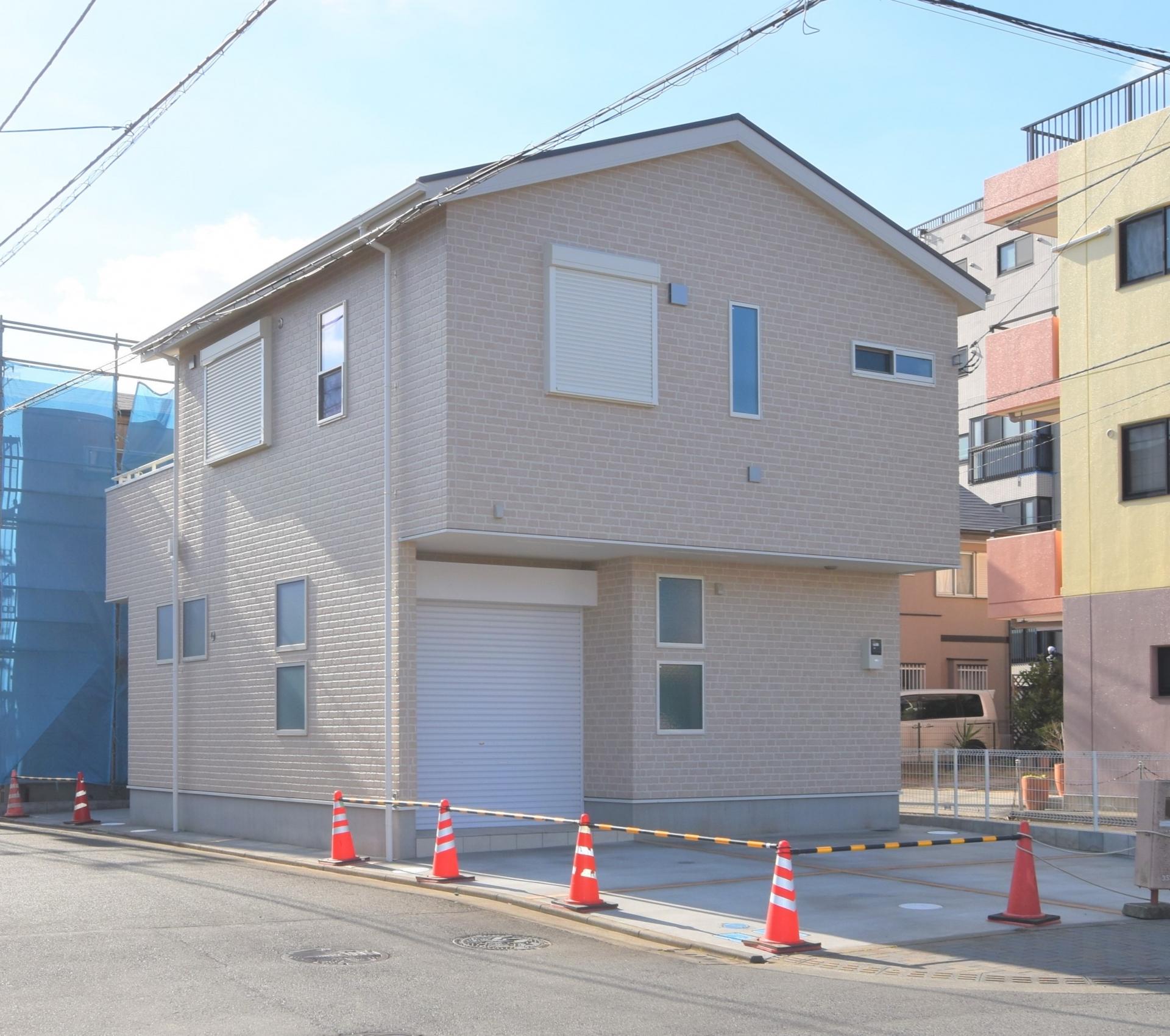 矢畑貸店舗(1F) 外観写真